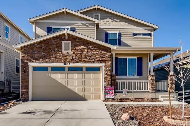 4007 John Court, Castle Rock, CO 80104 (MLS #2379737) :: 8z Real Estate