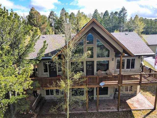 351 Skyline Drive, Woodland Park, CO 80863 (#2379847) :: iHomes Colorado