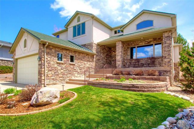 20860 E Shefield Place, Parker, CO 80138 (MLS #2379848) :: 8z Real Estate