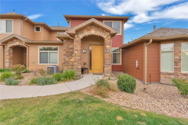 8571 Gold Peak Drive B, Highlands Ranch, CO 80130 (#2379932) :: The DeGrood Team