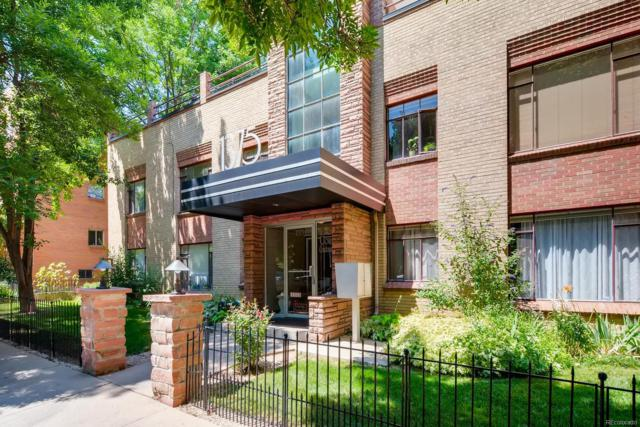 1375 N Williams Street #206, Denver, CO 80218 (#2379951) :: Structure CO Group