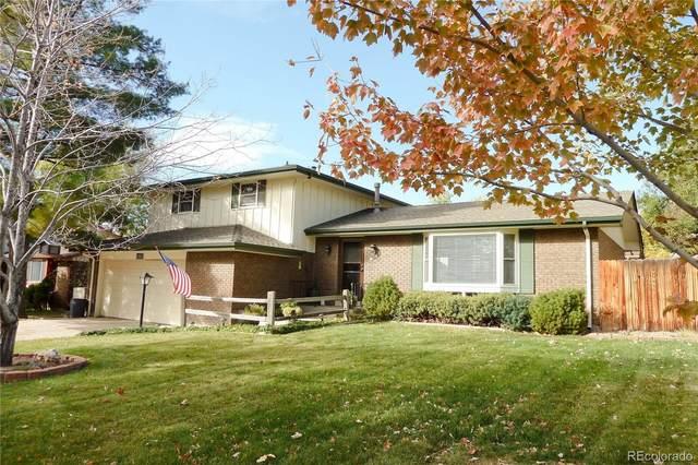 1663 S Holland Street, Lakewood, CO 80232 (#2380255) :: Peak Properties Group