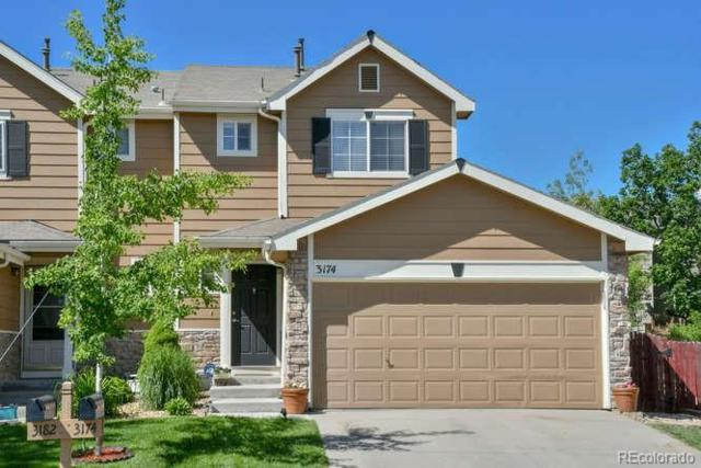 3174 E 106th Place, Northglenn, CO 80233 (#2380524) :: The Heyl Group at Keller Williams