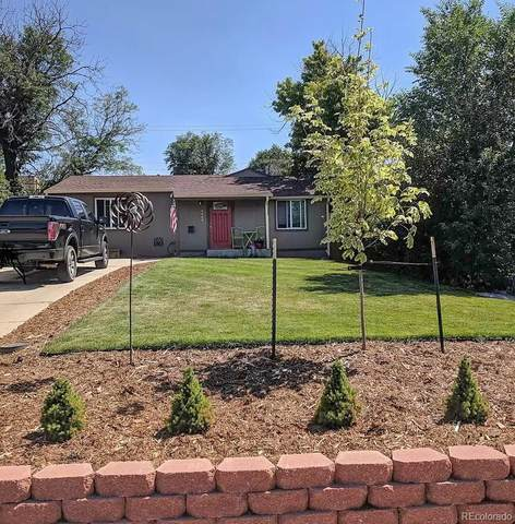 4460 W Gill Place, Denver, CO 80219 (#2380865) :: Re/Max Structure