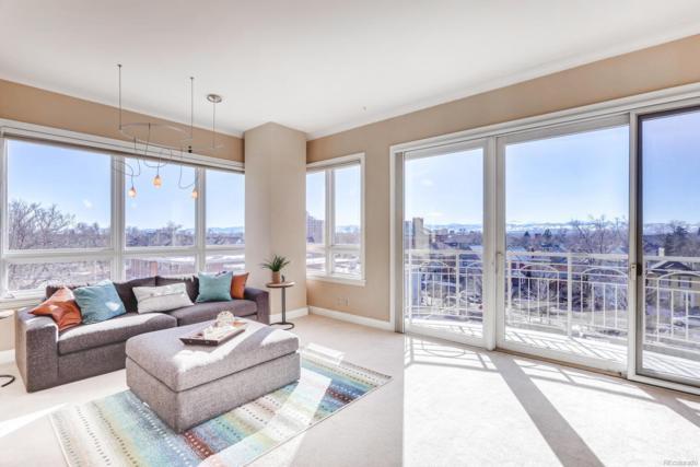 400 E 3rd Avenue #505, Denver, CO 80203 (#2381244) :: Mile High Luxury Real Estate