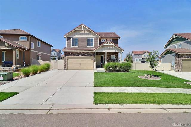 3430 Yellowwood Lane, Johnstown, CO 80534 (#2381458) :: The DeGrood Team