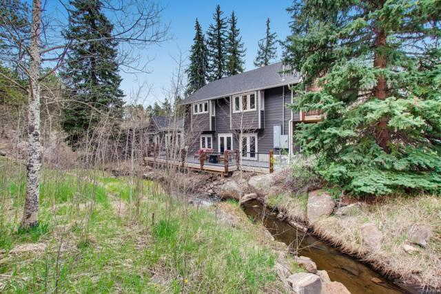 9949 S Turkey Creek Road, Morrison, CO 80465 (#2381687) :: James Crocker Team