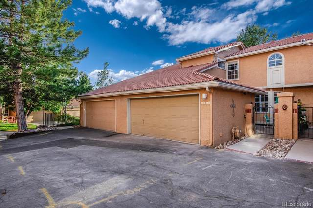8746 Mesquite Row, Lone Tree, CO 80124 (#2381847) :: HomeSmart Realty Group