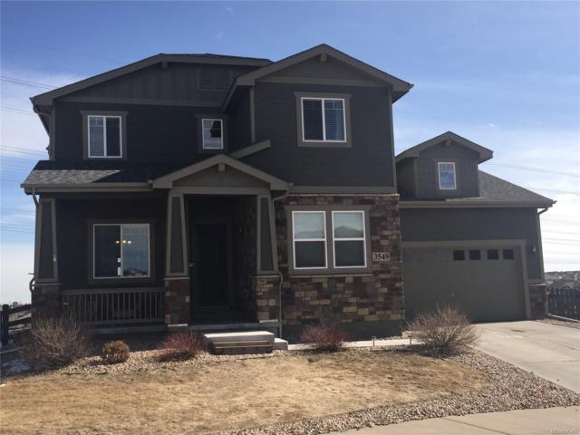 3549 Tailfeather Way, Castle Rock, CO 80108 (#2382212) :: Compass Colorado Realty