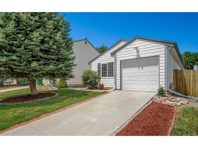 17845 E Bethany Place, Aurora, CO 80013 (#2382251) :: The Sold By Simmons Team