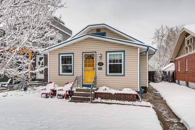 4526 Yates Street, Denver, CO 80212 (#2382304) :: The Peak Properties Group