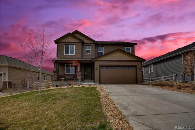 5709 Echo Hollow Street, Castle Rock, CO 80104 (#2382392) :: Hudson Stonegate Team