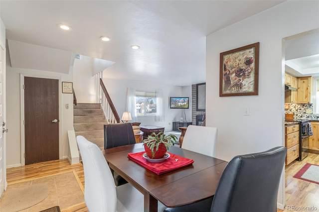 2512 S Worchester Court C, Aurora, CO 80014 (MLS #2382404) :: 8z Real Estate