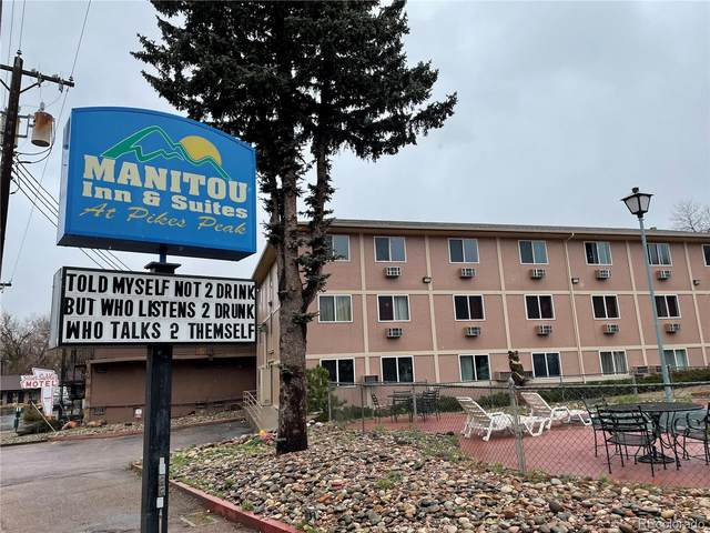 229 Manitou Avenue, Manitou Springs, CO 80829 (#2382601) :: The Artisan Group at Keller Williams Premier Realty