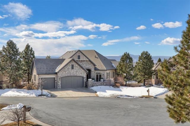 5121 Pine River Trail, Castle Rock, CO 80108 (#2382910) :: The Griffith Home Team