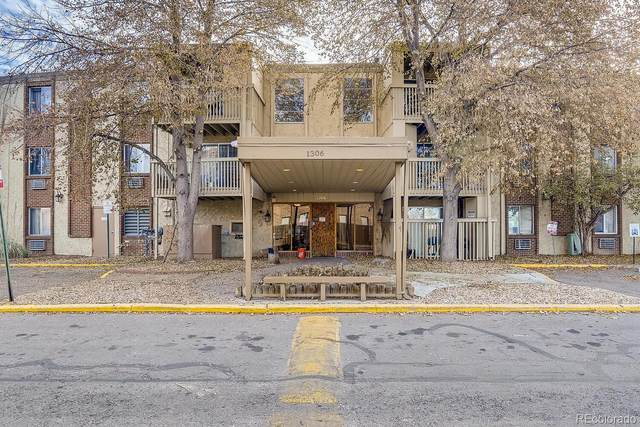 1306 S Parker Road #362, Denver, CO 80231 (MLS #2383316) :: 8z Real Estate