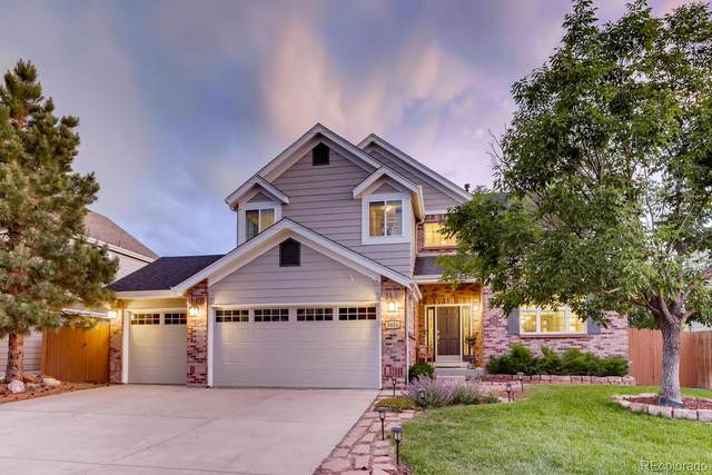5651 S Yampa Street, Centennial, CO 80015 (#2383588) :: Bring Home Denver with Keller Williams Downtown Realty LLC