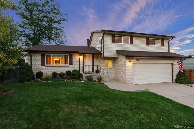 92 Helena Circle, Littleton, CO 80124 (#2383685) :: THE SIMPLE LIFE, Brokered by eXp Realty