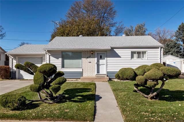 1211 S Zuni Street, Denver, CO 80223 (MLS #2383784) :: The Sam Biller Home Team