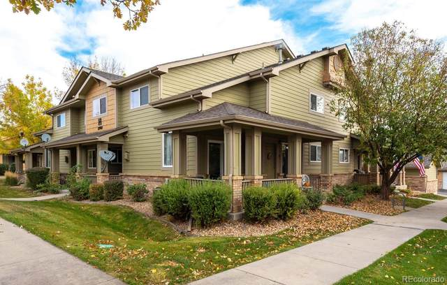 2702 Rigden Parkway H5, Fort Collins, CO 80525 (#2384050) :: The Scott Futa Home Team