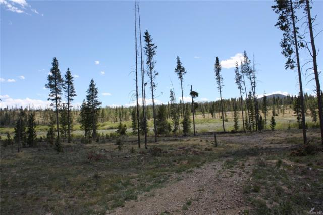 69 County Road 51992, Tabernash, CO 80478 (#2384960) :: Structure CO Group
