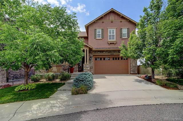 4465 Cedarpoint Place, Highlands Ranch, CO 80130 (#2385507) :: The Dixon Group