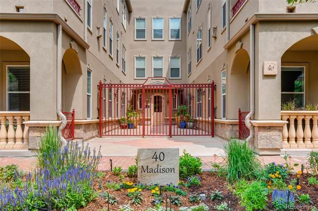 40 Madison Street #209, Denver, CO 80206 (#2385558) :: The Colorado Foothills Team | Berkshire Hathaway Elevated Living Real Estate