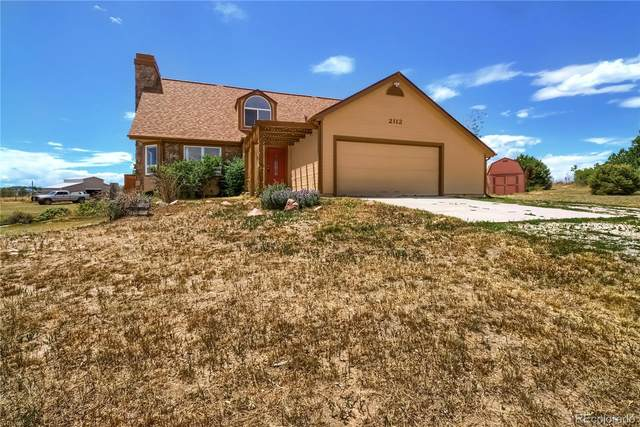 2112 Savage Road, Elizabeth, CO 80107 (#2385888) :: The Margolis Team