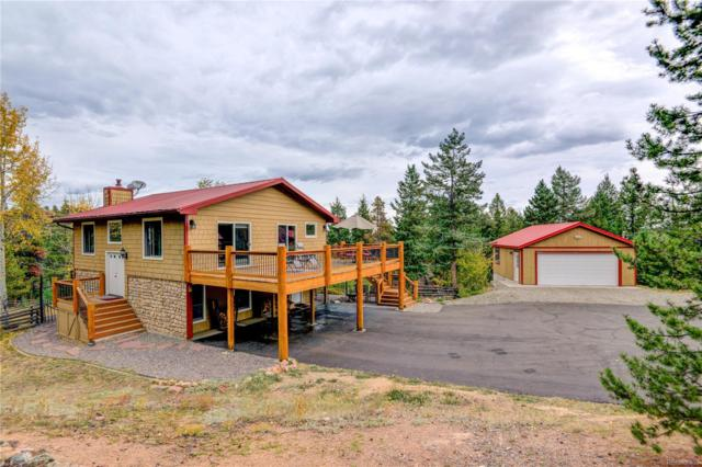 9752 Corsair Drive, Conifer, CO 80433 (#2386067) :: Wisdom Real Estate