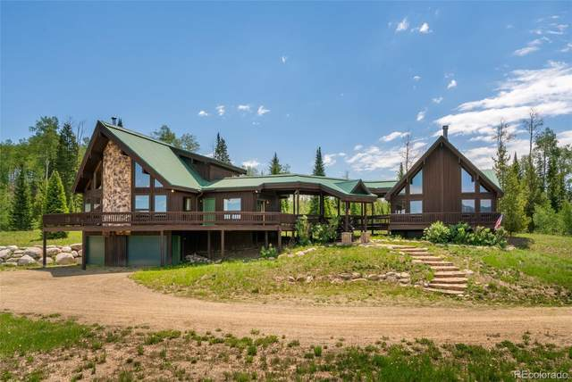 58050 County Road 62, Clark, CO 80428 (MLS #2386206) :: Clare Day with Keller Williams Advantage Realty LLC