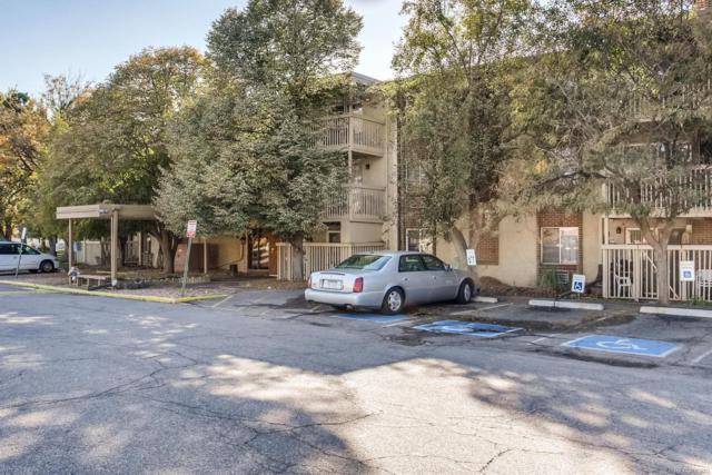 1302 Parker Road #130, Denver, CO 80231 (#2386518) :: The Peak Properties Group