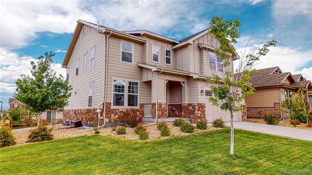 7853 S Elk Street, Aurora, CO 80016 (MLS #2386591) :: 8z Real Estate