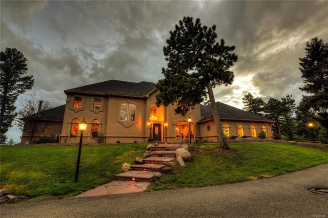 14052 Shiloh Ridge Road, Conifer, CO 80433 (MLS #2386765) :: 8z Real Estate