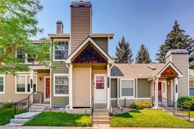 18577 E Whitaker Circle B, Aurora, CO 80015 (#2386859) :: The Griffith Home Team