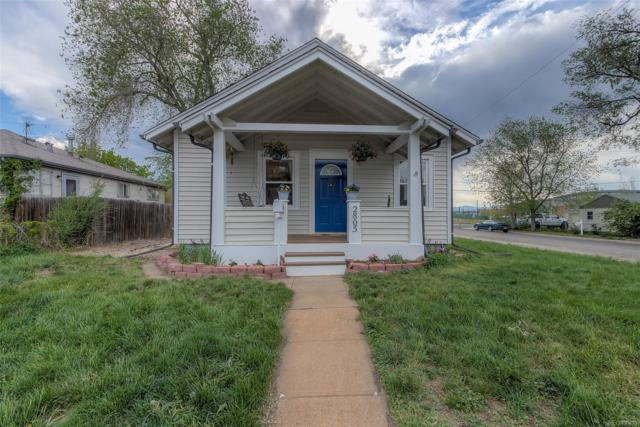 2805 S Delaware Street, Englewood, CO 80110 (MLS #2386923) :: 8z Real Estate