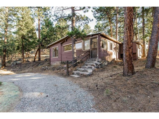 27710 Moffat Road, Evergreen, CO 80439 (MLS #2386967) :: 8z Real Estate