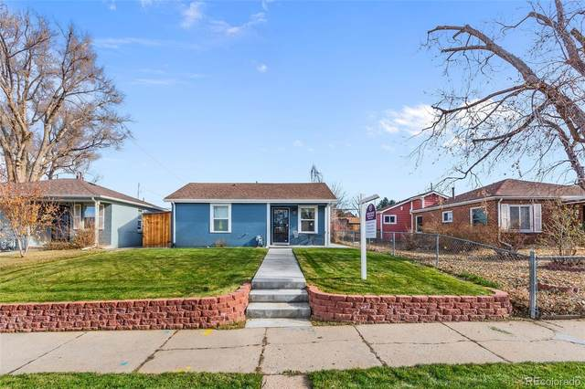 3620 Adams Street, Denver, CO 80205 (#2387304) :: The DeGrood Team