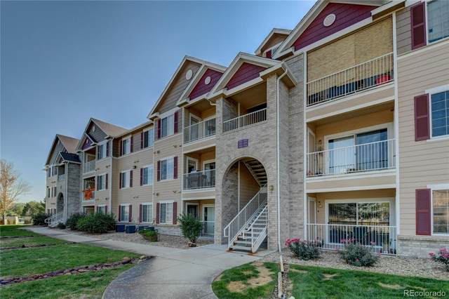 15700 E Jamison Drive #2204, Englewood, CO 80112 (#2387907) :: The Gilbert Group