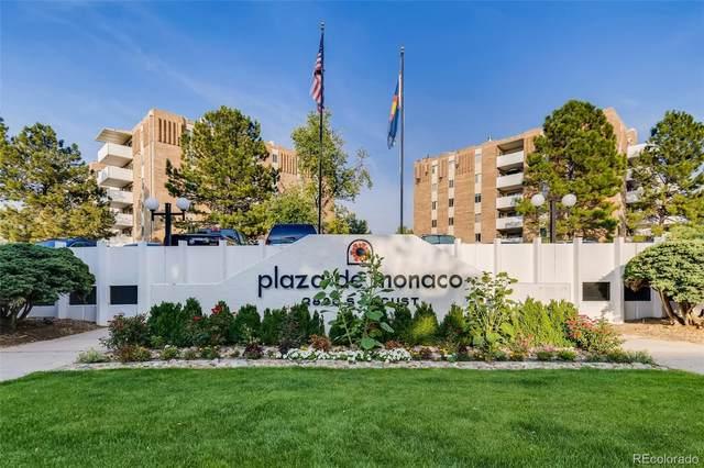 2880 S Locust Street N302, Denver, CO 80222 (MLS #2388052) :: 8z Real Estate