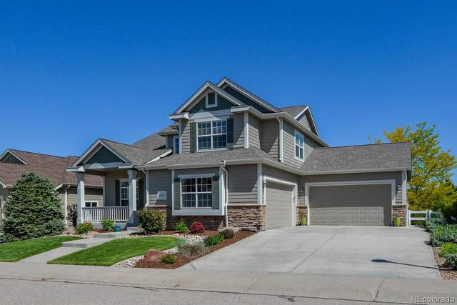8466 Sand Dollar Drive, Windsor, CO 80528 (#2388182) :: The HomeSmiths Team - Keller Williams