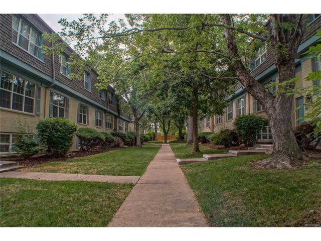 9230 E Girard Avenue #9, Denver, CO 80231 (MLS #2388288) :: 8z Real Estate