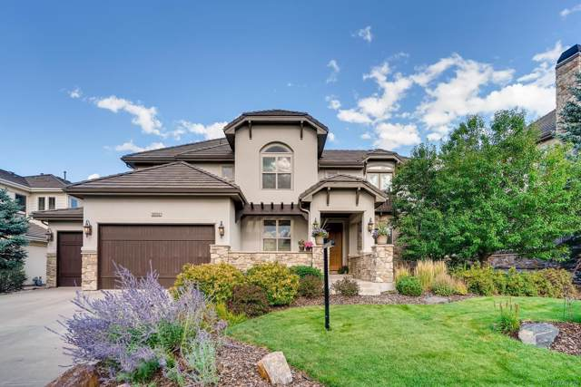 12512 Daniels Gate Drive, Castle Pines, CO 80108 (MLS #2388334) :: 8z Real Estate