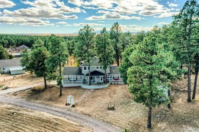 34523 Pine Ridge Circle, Elizabeth, CO 80107 (#2388541) :: HomeSmart