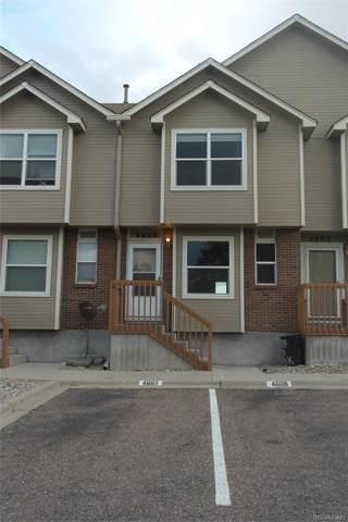 4805 Live Oak Drive, Colorado Springs, CO 80916 (#2388589) :: James Crocker Team
