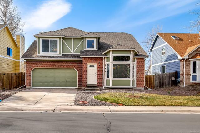 12454 W 85th Avenue, Arvada, CO 80005 (#2388779) :: Wisdom Real Estate