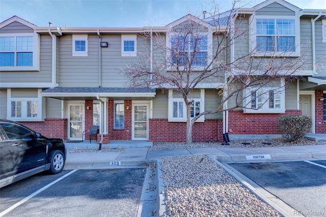 9056 Gale Boulevard #5, Thornton, CO 80260 (#2388857) :: Chateaux Realty Group