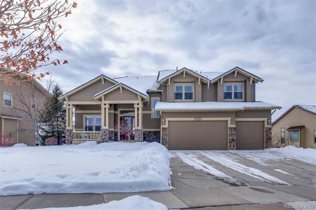 22338 E Hidden Trail Drive, Parker, CO 80138 (#2388987) :: The Gilbert Group