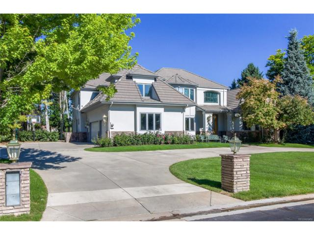 23 Glenmoor Drive, Cherry Hills Village, CO 80113 (#2389841) :: The City and Mountains Group