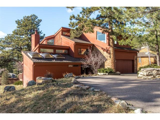 24877 Foothills Drive, Golden, CO 80401 (#2390568) :: The HomeSmiths Team - Keller Williams