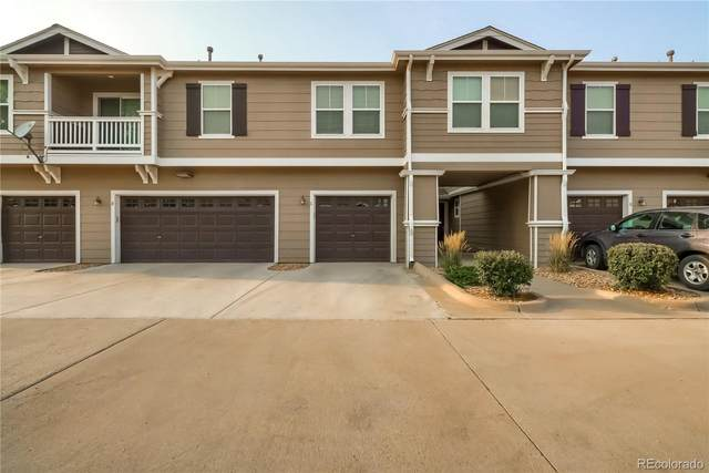 9023 Apache Plume Drive C, Parker, CO 80134 (#2390940) :: The Harling Team @ Homesmart Realty Group
